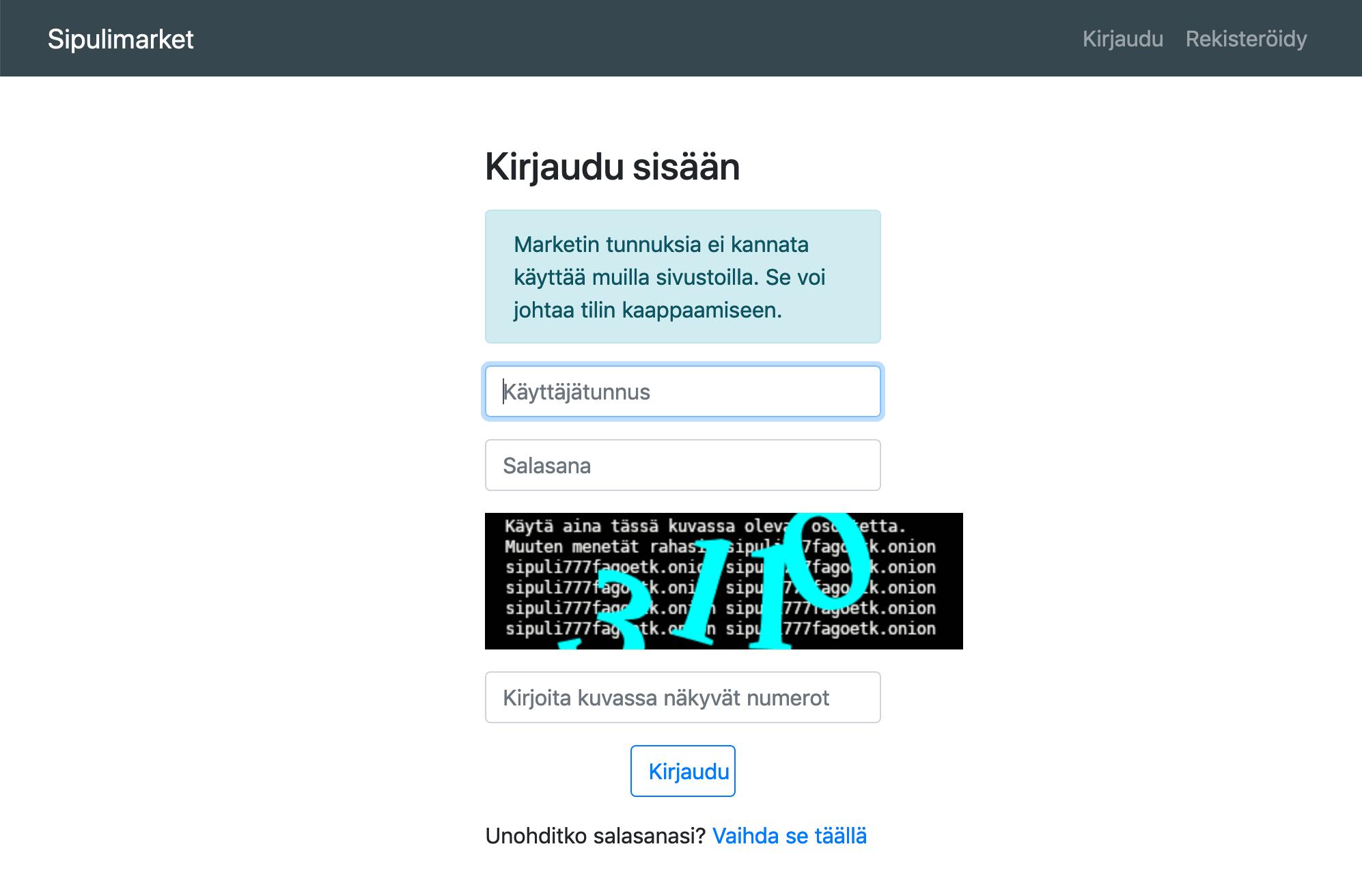 sipulimarket screenshot