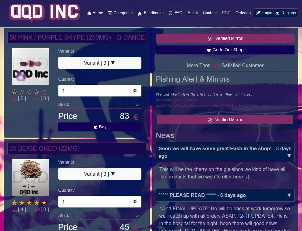 empire market screenshot