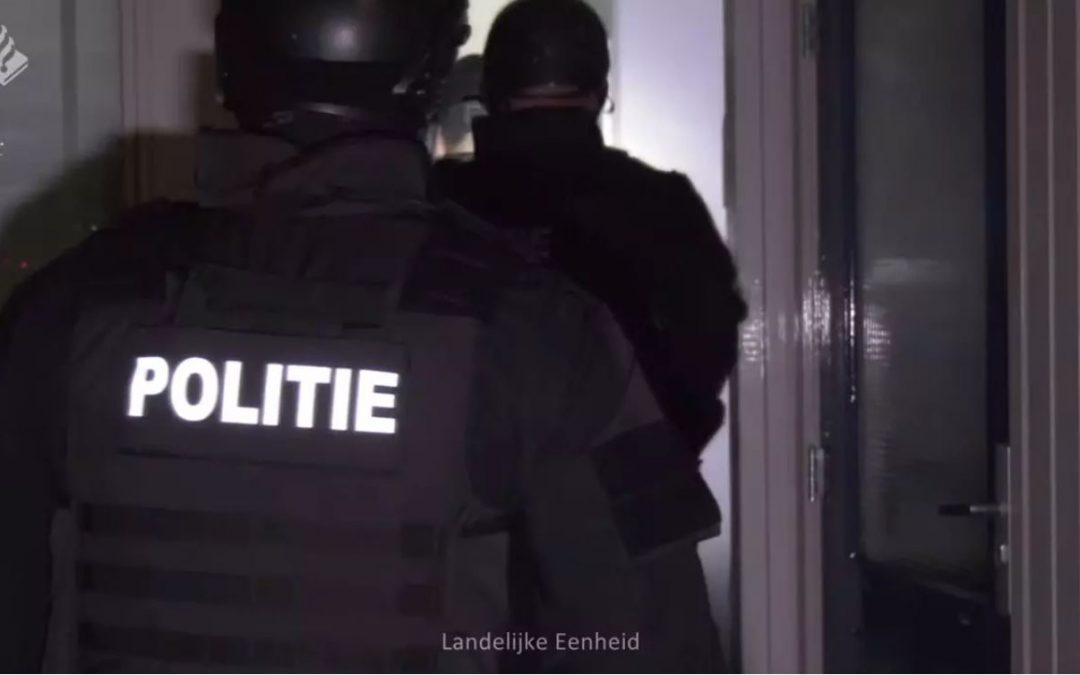 DutchMasters Darknet Vendors arrested.